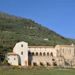 Una posizione felice e strategica quella del monastero