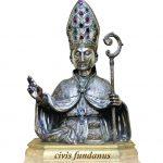 Video e testo antico inno a Santo Onorato civis fundanus patrono di Fondi